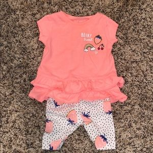 Carters - Berry Sweet - 3 month